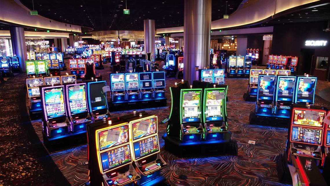 Online Casino The Story
