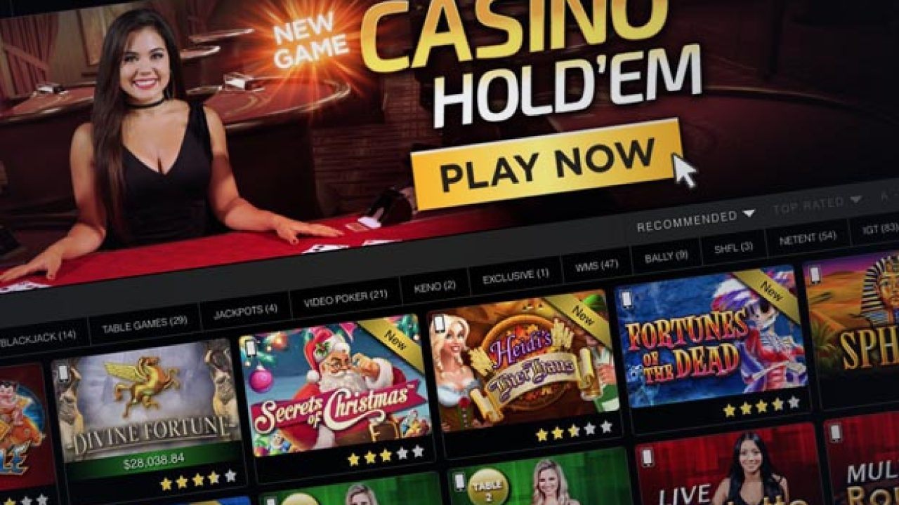 Seven Reasons To Love The New Casino